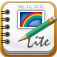 RainbowNote Lite: 日記や写真入りメモに便利な、カレンダー付きノート